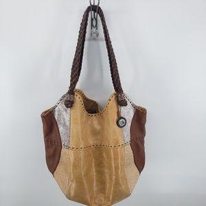 The Sak Indio Hobo Leather Bag
